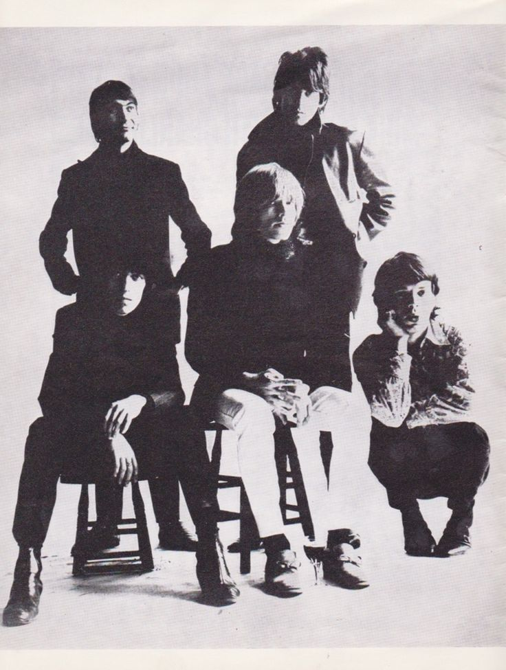 Rolling Stones – 1966 UK Concert Program With Jimmy Page-Era Yardbirds, Ike & Tina Turner