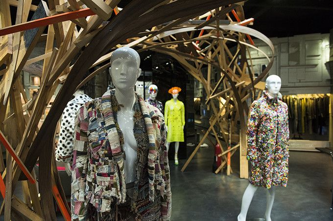 22nd picture of Anrealage Exhibits Designs Following Lauded Paris Fashion Week…