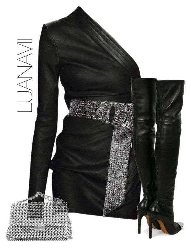 """Senza titolo #778"" by luanavii ❤ liked on Polyvore featuring Givenchy and STELLA McCARTNEY"