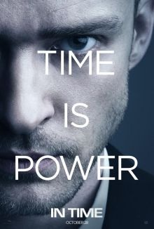 "「TIME タイム」 ""In TIME"" Justin Timberlake"