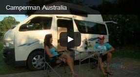 campervan hire review video 1