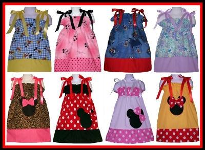 Pillowcase dress disney mickey minnie mouse boutique & 20 best Pillowcase dress images on Pinterest   Pillowcase dresses ... pillowsntoast.com