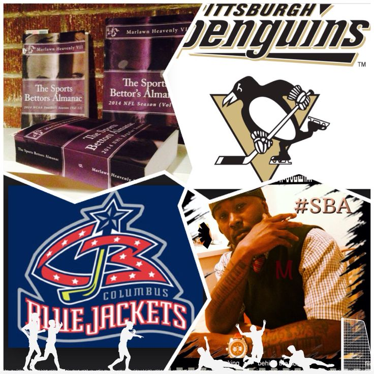 """12-13/14 NHL sports bettors almanac update #Pittsburgh #Penguins vs #Columbus #BlueJackets (Take: Penguins-113,Under 5.5 goals)  SPORTS BETTING ADVICE  On  99% of regular season games ATS including Over/Under   """"The Sports Bettors Almanac"""" available at www.Amazon.com  TIPS ARE WELCOME :  PayPal - SportyNerd@ymail.com   Marlawn Heavenly VII    #NFL #MLB #NHL #NBA #NCAAB #NCAAF #LasVegas #Football #Basketball #Baseball #Hockey #SBA #401k #Business #Entrepreneur #Investing  #Tech  #Dj  #"""