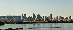 Монреа́ль — самый крупный город в провинции Квебек и второй по величине город в Канаде.