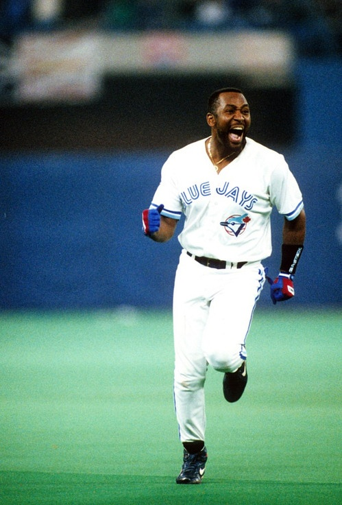 1993 World Series - Joe Carter's series-ending home run landed right in front of me in left field!