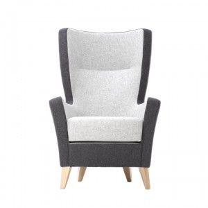 Jenny High Back Armchair from Knightsbridge Furniture