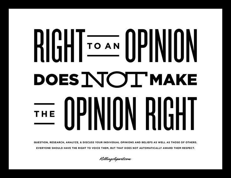 El Derecho a Opinar en Internet y las Redes Sociales