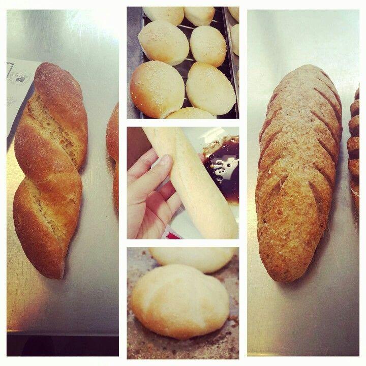 ♡ pan integral y formatos de pan francés