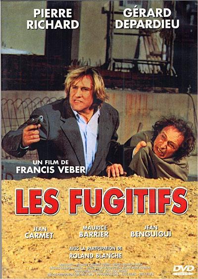 Les Fugitifs est un film français réalisé par Francis Veber sorti en 1986. Wikipédia