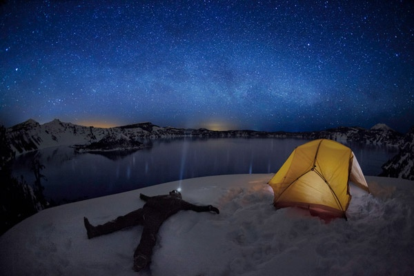 First place winner of National Geographic's traveler photo contest, Ben Canales. Crater Lake... wow!