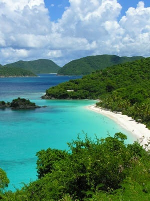 St. John/ St. Thomas, love it down there, one of our favorite