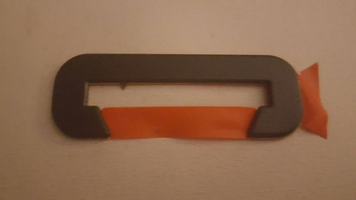 NOS 1987 88 89 FORD E150 E250 BODY SIDE DOOR HINGE OPENING COVER #Ford
