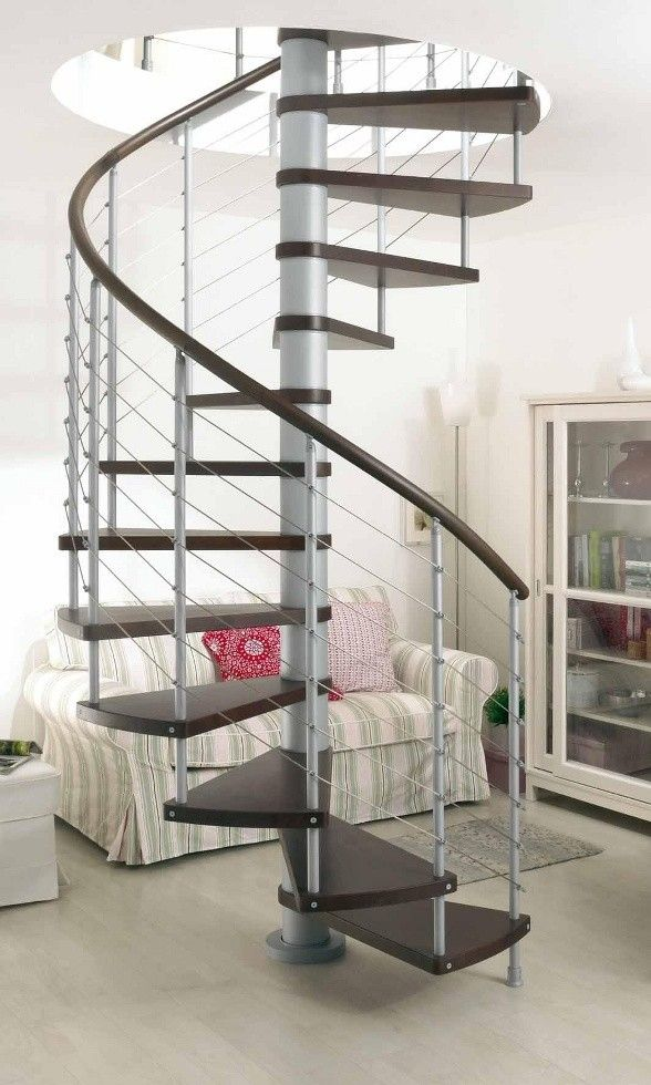 15 best handrails images on pinterest staircases stairways and arke kloe spiral stair kit available in 3 diameters 1200mm 1400mm staircase diyspiral solutioingenieria Images
