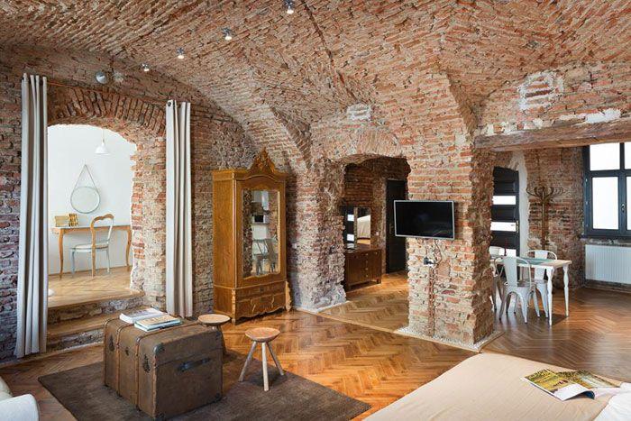 Cluj_Apartments_Designist corpuri de iluminat inox tip spoturi