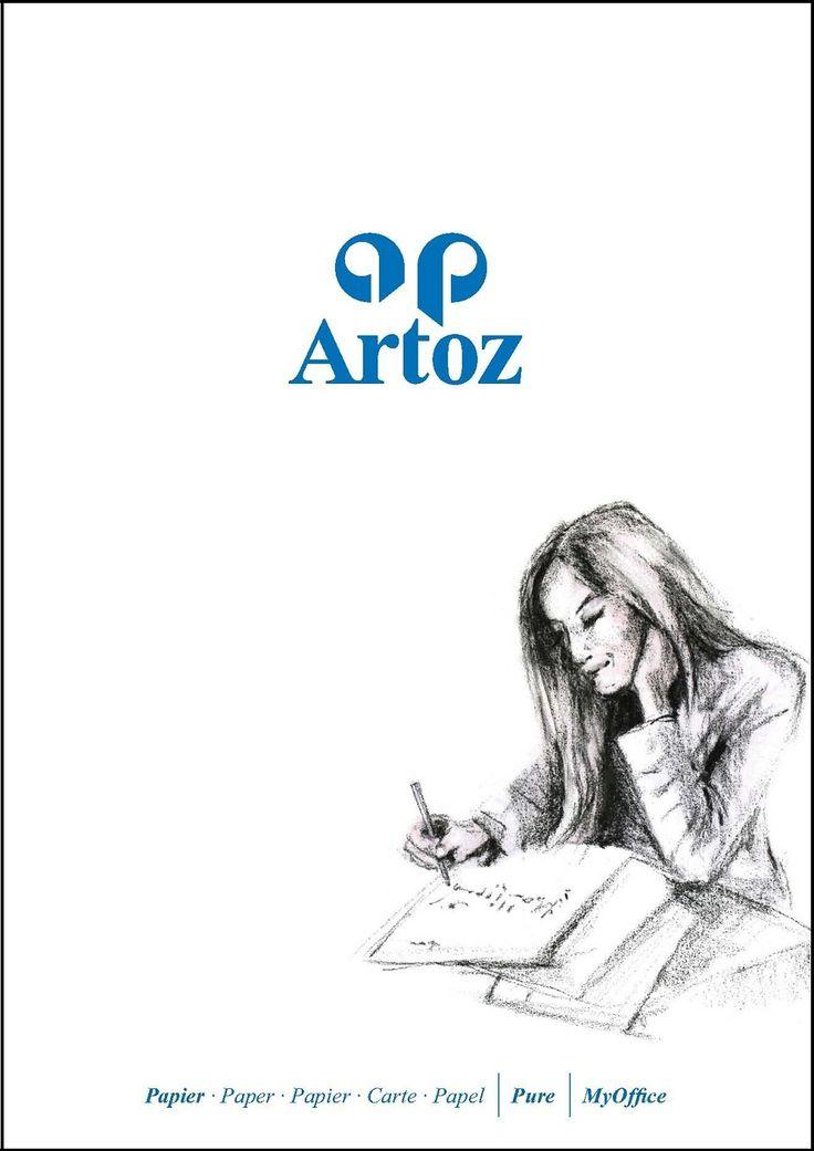 Hier geht's zum Onlinekatalog Artoz Papier 2015