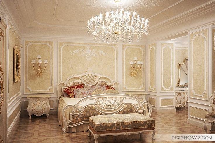 Красивые спальни в квартирах - 35 потрясающих фото    #спальня Круто