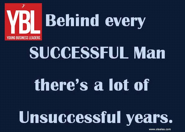 Always learn and grow -http://www.ybl.co.za/