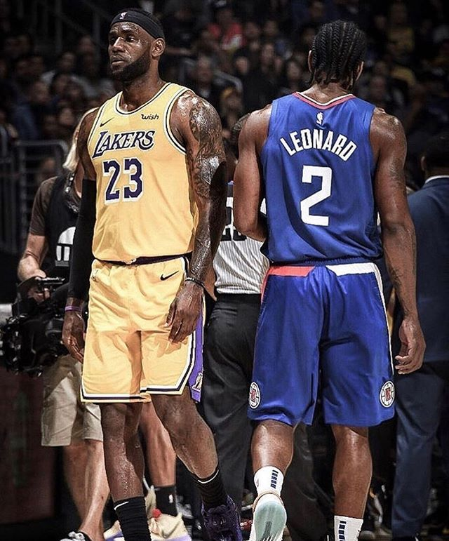Lakers Pulse On Instagram It S Going To Be Fun Having Home Court Advantage For Every Game In A Lakers Clippers Playoff Seri In 2020 Nba Uniforms Lakers Nba Players