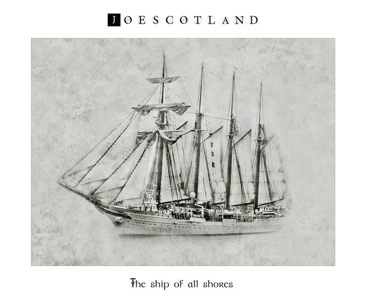 The ship of all shores