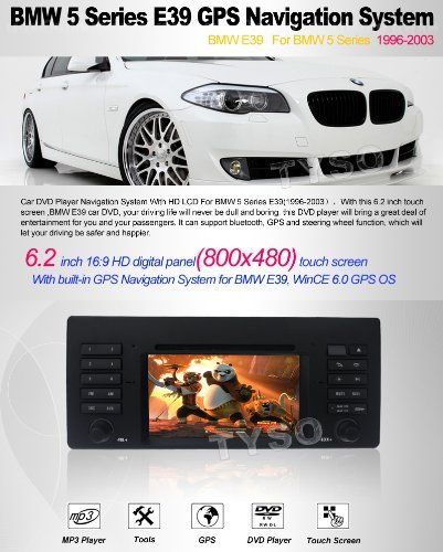 Tyso For GMC YUKON SUBURBAN TAHOE ACADIA/Buick Enclave 7 inch Indash Win CE6.0 operation system CAR DVD Player GPS Navigation Navi iPod Bluetooth HD Radio AM FM Tuner PIP Stereo Free Map CD8921R