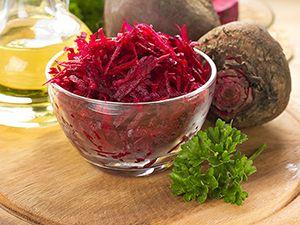 červená řepa recept