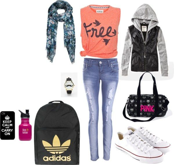 High school freshman fashion 8