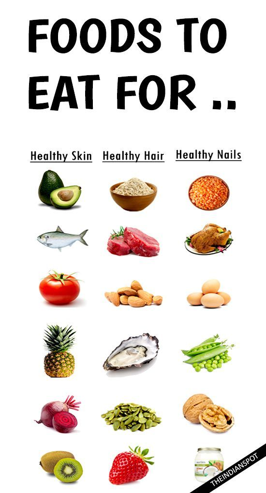 FOODS TO EAT FOR HEALTHY SKIN, HAIR AND NAILS - We all want to look beautiful! With that said, it is very obvious we need good skin, hair and nails and most of us apply stuff topically to look good. We are what we eat and a healthy diet can certainly give us healthy skin, hair and nails and topical application works even well when it is internally healthy. Here are the top foods you need to eat for healthy skin, hair and nails