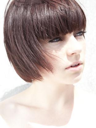 """White Days""  Model: Catharina B. (Scoop)  Make up: Cecilie Mindegaard"