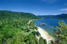 Cubadak Paradiso Village - Indonesia - Beach