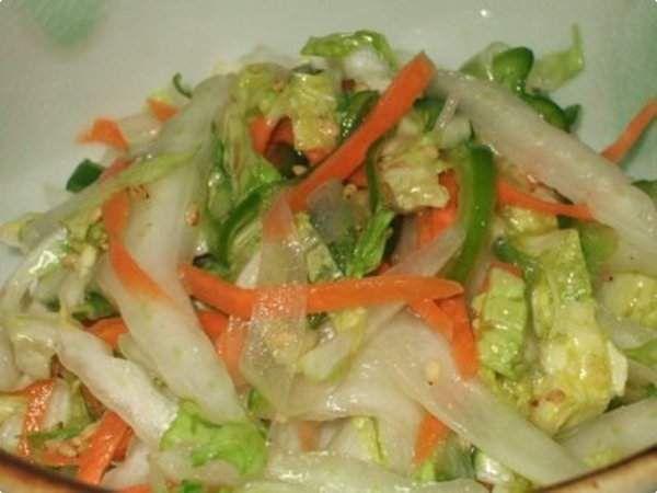 salada de acelga