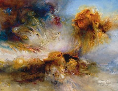 Eden adjusted by climate change - James Gleeson