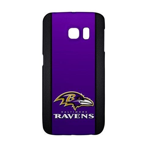 Baltimore Ravens Custom Samsung Galaxy S6 EDGE Case Wrap Around