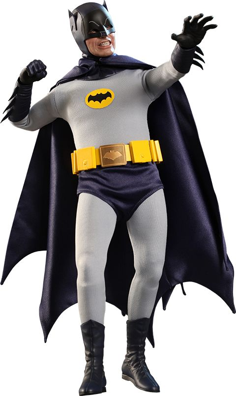 Hot Toys Batman (1960s TV Series) Sixth Scale Figure  $204.99  Click on picture to link to more pics, details, and to pre-order!