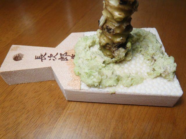 [Chojiro] Shark Skin Horseradish Wasabi Grater (Special Large) from JAPAN F/S #worldvision