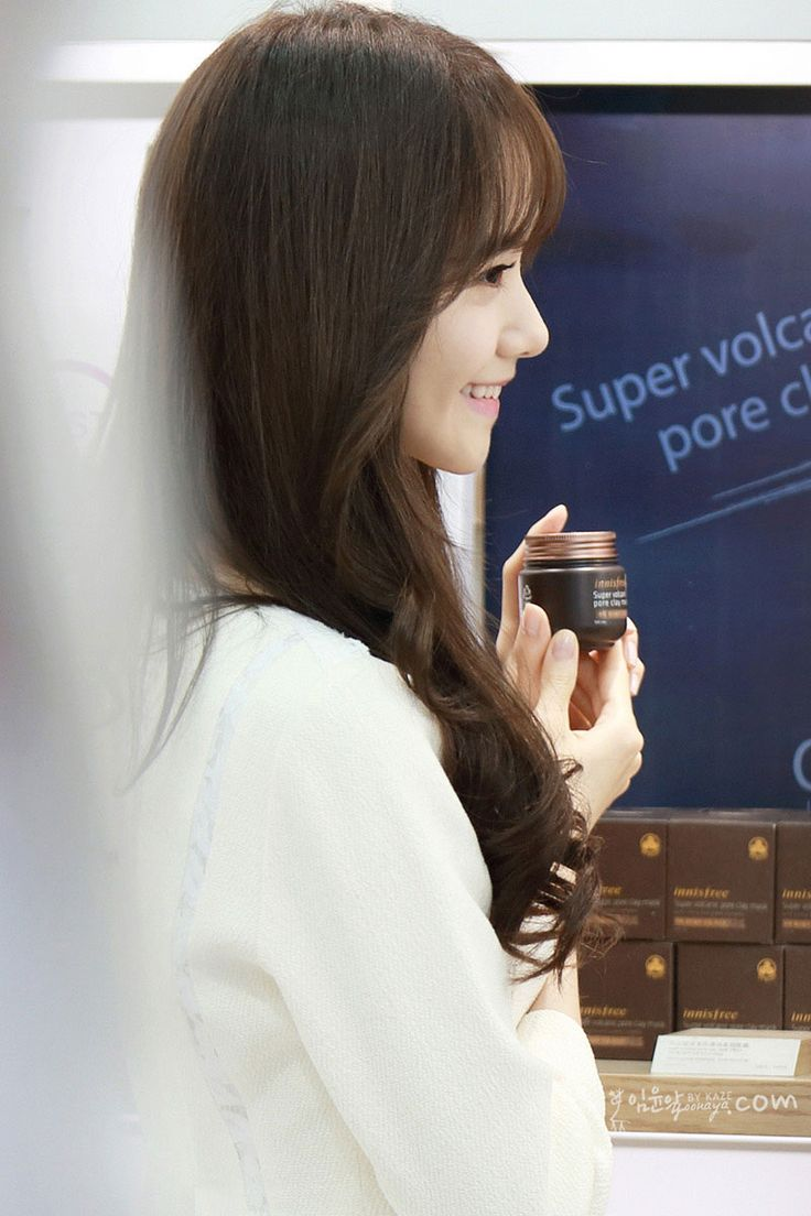 SNSD Yoona Innisfree Shanghai opening event