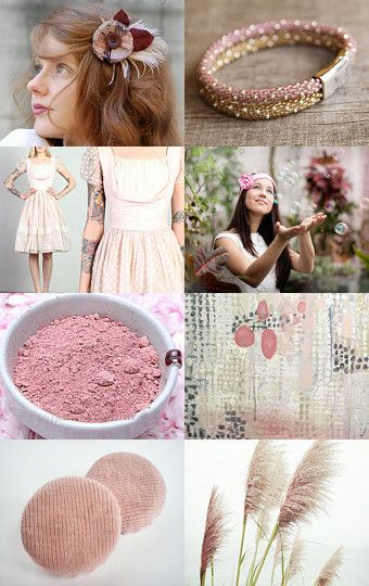 All in pink by Jelena Doder on Etsy--Pinned with TreasuryPin.com