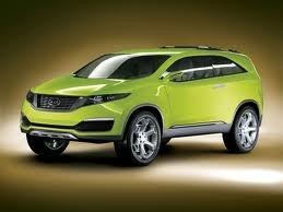 SUV Concept...