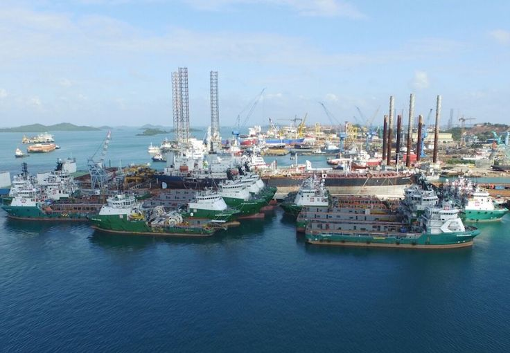 France's Bourbon Offshore has stacked an additional 19 vessels during the last quarter of 2016 according to its fourth quarter and full year results. Bourbon now has 104 vessels stacked, made up of 73 shallow water offshore vessels, 27 deepwater offshore vessels and 4 subsea vessels. The biggest loser was in the shallow water segment …