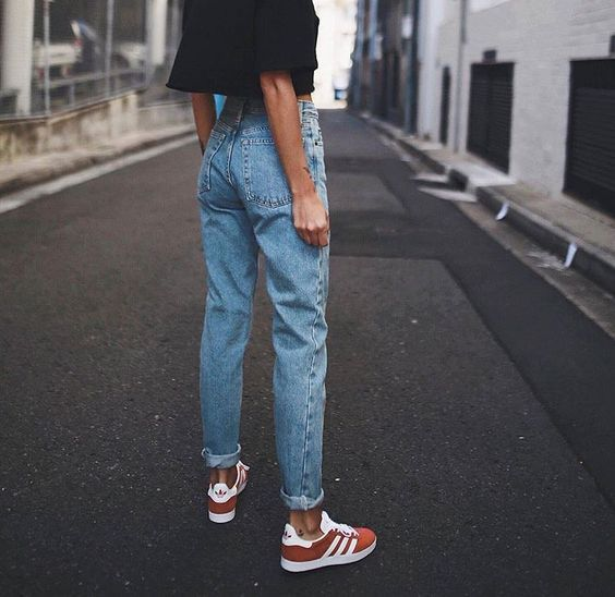 Best 25  High waisted mom jeans ideas on Pinterest | 90s jeans ...