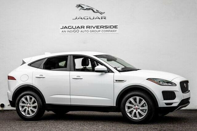 Ebay Advertisement 2019 Jaguar E Pace S 2019 Jaguar E Pace Trim 9 Speed Automatic 4965 Miles Fuji White 4d Sport Util Jaguar E Jaguar Pace