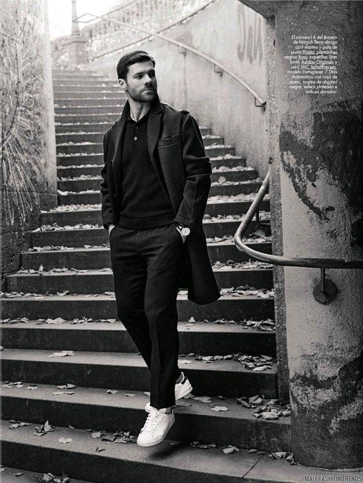 Xabi Alonso para GQ España Febrero 2016 por Richard Ramos ...