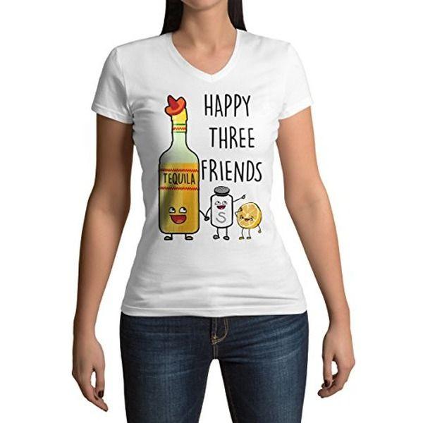 """T-Shirt """"Three Tequila Friends"""""""