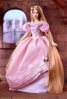 Rapunzel Barbie® Doll | The Barbie Collection