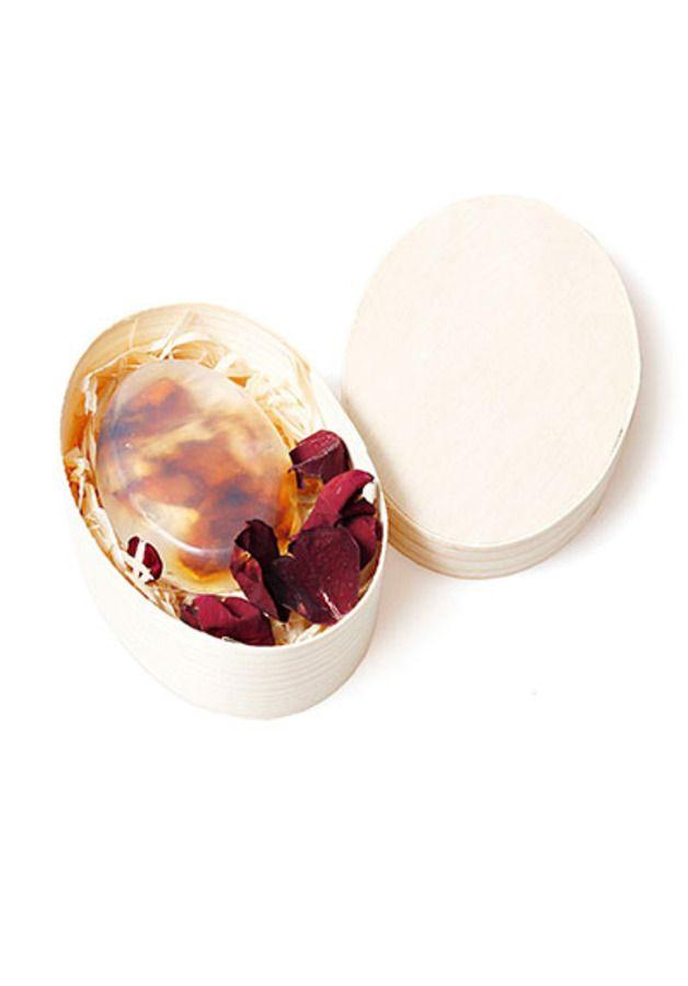 Pachnący różany zestaw owalny - nikka-handmade - Prezenty dla kobiet