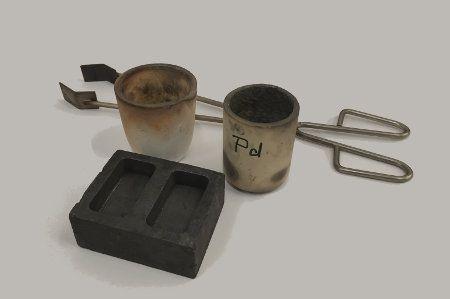 Werkzeug für den Barrenguss