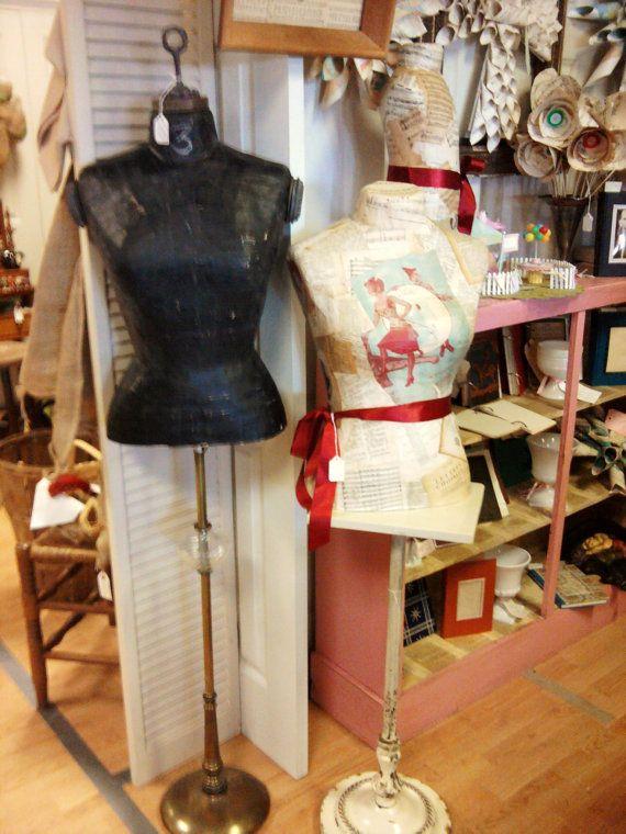 19 Best Paper Mache Mannequins Dress Forms Images By