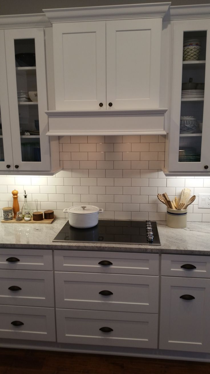 White Kitchen Remodel X
