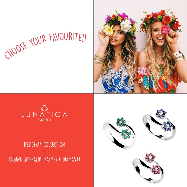 #lunatica #lunaticagioielli #roma #madeinitaly #handmade #italianstyle #style #fashion #vibes #mood #fashion #fashionista #outfit #composit #gioielli #jewellery #jewelry #whitegold #gold #18kt #emerald #smeraldo #ruby #rubini #sapphire #zaffiri #girl #jflower #ring #bling #diamonds #pure #precious #blue #red #green #wantit #colors #trend #loveit #flowerpower