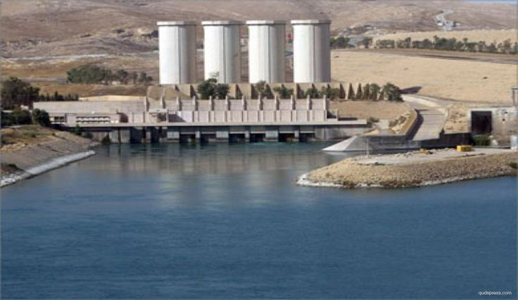mosul dam | ... Mosul Dam, warning of serious dangers if it was to collapse, Quds