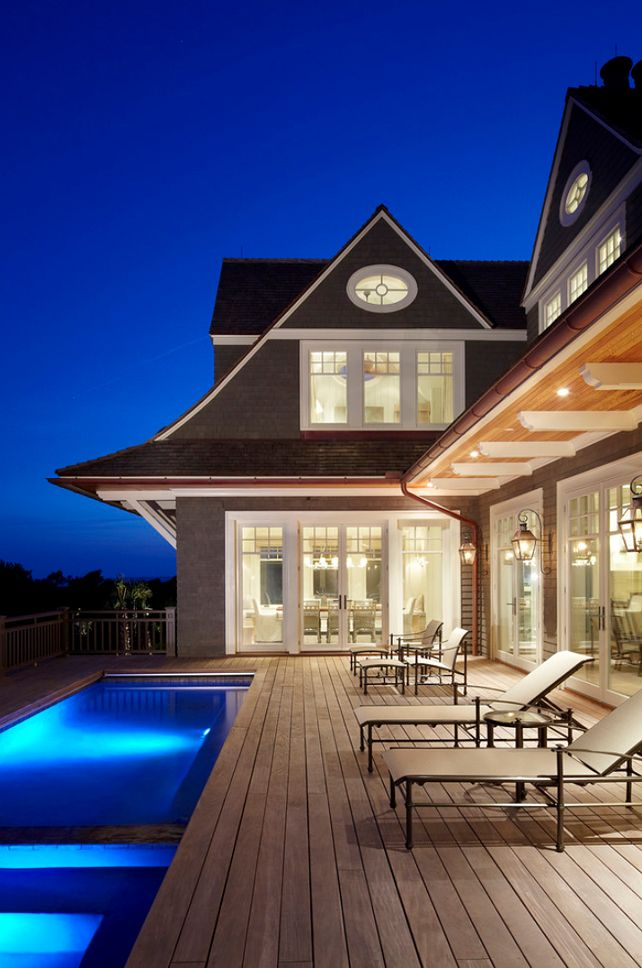 Shingle Style Beach House - Home Bunch - An Interior Design & Luxury Homes Blog